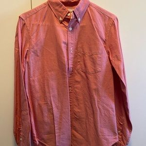 Gap long sleeve shirt